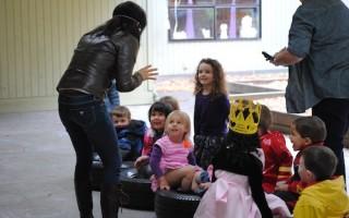 Preschool Age Care