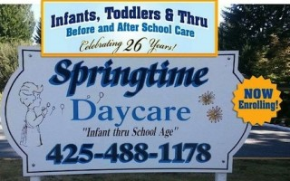 Springtime Daycare & Preschool